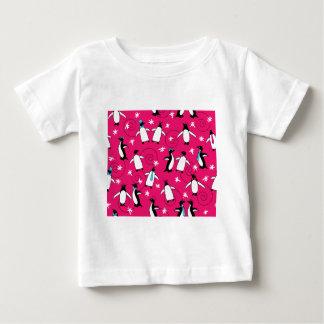 Penguin's Puttin' on the Ritz Baby T-Shirt