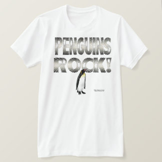 Penguins Rock! Men's T-Shirt