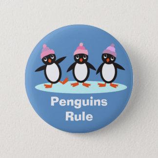 Penguins Rule Button