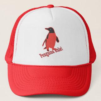 Penguins Rule! Trucker Hat
