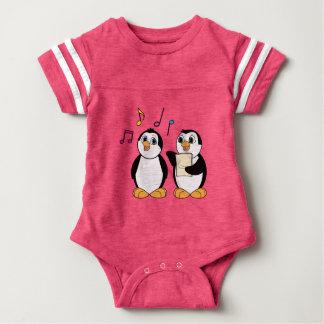 Penguins Singing Shirt
