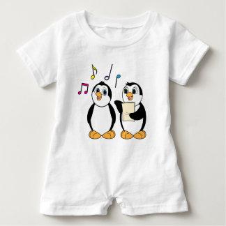 Penguins Singing Shirts