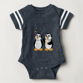Penguins Singing Tee Shirt