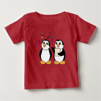 Penguins Singing Tees