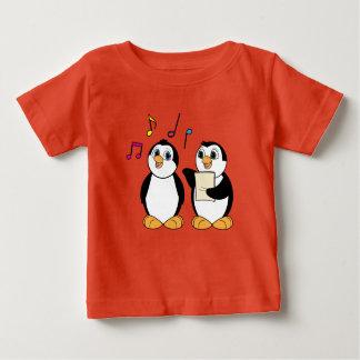 Penguins Singing Tshirt