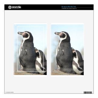 Penguins Skins For Kindle Fire