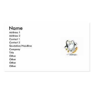 pEnGuiNs SlippiNg Business Card