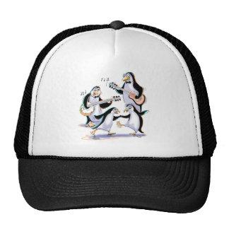 PeNgUiNs SwiNg Trucker Hat