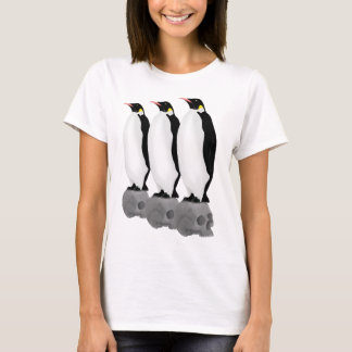Penguins Will Inherit The Earth T-Shirt