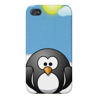 Penguish iPhone 4/4S Cases