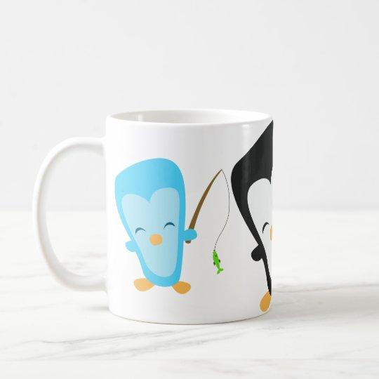 Penguon! the penguins coffee mug