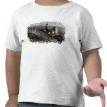 Península 2 de Norteamérica, Canadá, Quebec, Gaspe Camisetas