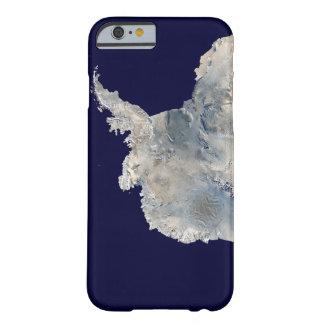 Península antártica - foto del satélite de la funda para iPhone 6 barely there