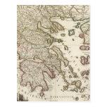 Península balcánica, Grecia, Macedonia Tarjetas Postales