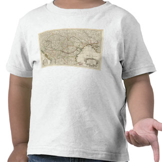 Península balcánica, Hungría, Rumania Camisetas