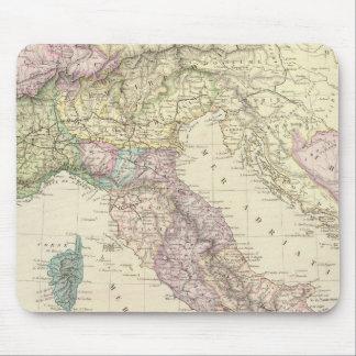 Península balcánica, Italia, Eslovenia 2 Alfombrilla De Ratón