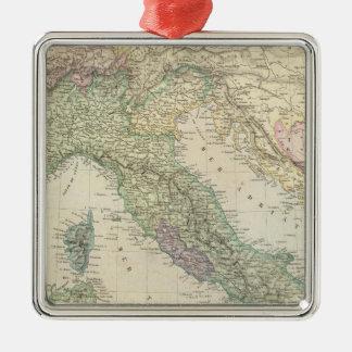Península balcánica, Italia, Eslovenia Ornaments Para Arbol De Navidad