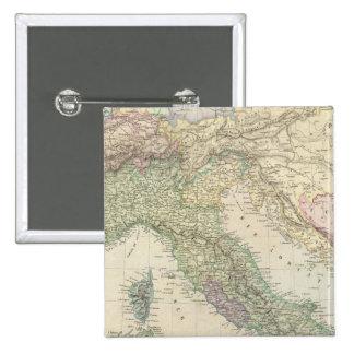 Península balcánica, Italia, Eslovenia Pins