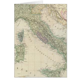 Península balcánica, Italia, Eslovenia Tarjetas