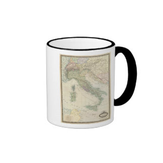 Península balcánica, Italia, Eslovenia Taza De Café