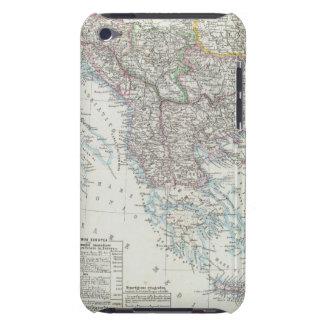 Península balcánica, Turquía, Serbia, Europa iPod Case-Mate Funda