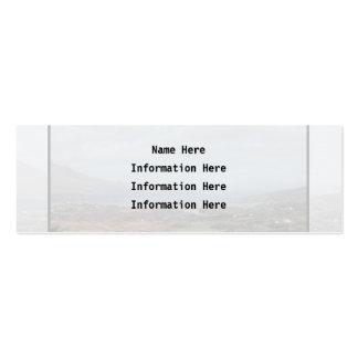 Península de Beara, Irlanda. Vista escénica Plantillas De Tarjetas Personales