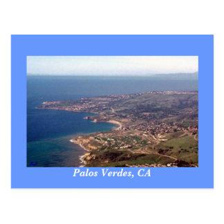 Península de Palos Verdes, CA Postal