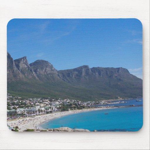 Península del cabo, Suráfrica Mouse Pads