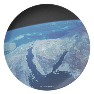 Península del Sinaí del espacio Platos De Comidas