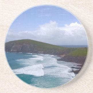 Peninsula Dingle Ireland Drink Coaster