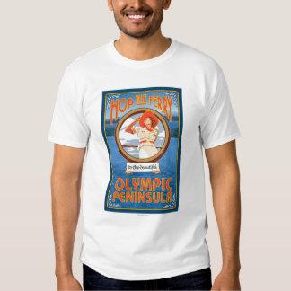 Península olímpica, WashingtonHop el transbordador Camisas