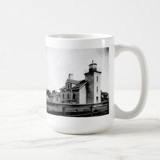 Peninsula Point Lighthouse Coffee Mug
