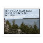 wisconsin, door county, park, state park, fish