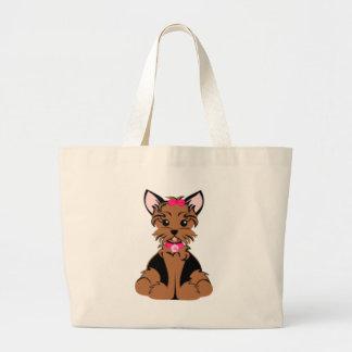 Penique la bolsa de asas de Terrier