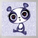Penique la panda dulce poster