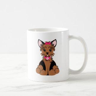 Penique la taza de Terrier