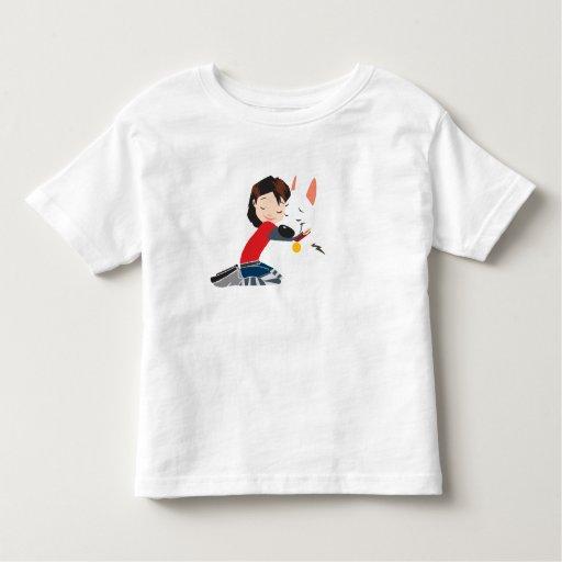 Penique que abraza el PERNO Disney Tshirt