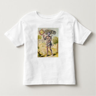 Penitent man in India T-shirt