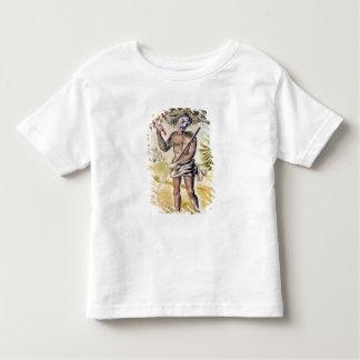 Penitent man in India Toddler T-shirt