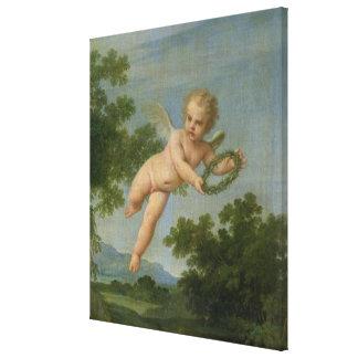 Penitent Maria Magdalena, 1700-05 Impresiones En Lona Estiradas
