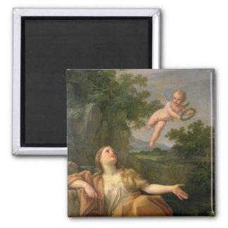 Penitent Mary Magdalene, 1700-05 Magnet