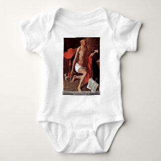 Penitent Saint Jerome With Cardinal Tee Shirt