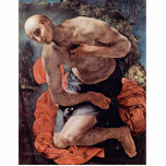 Penitent St. Jerome By Pontormo Jacopo Acrylic Cut Outs