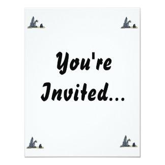 Penjing bonsai graphic image design 1 custom invitations