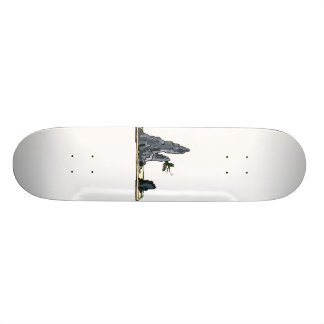 Penjing bonsai graphic image design 1 custom skate board