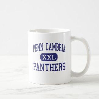 Penn Cambria - panteras - alto - Cresson Taza Clásica