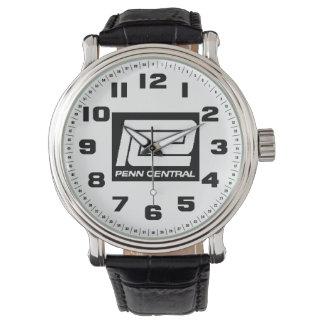Penn Central Railroad Wristwatch