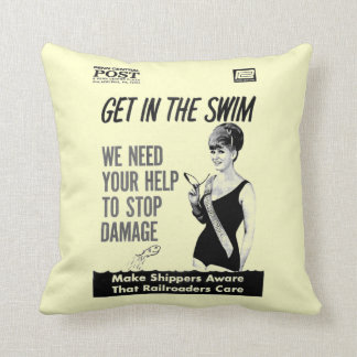 Penn Central Railroaders Care about Damage Pillows