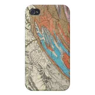 Penn geological formations iPhone 4/4S case