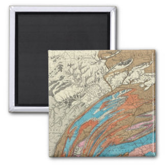 Penn geological formations magnet